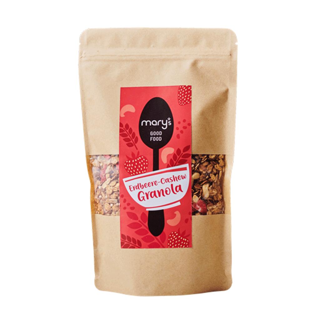 Granola Erdbeere-Granola Cashew