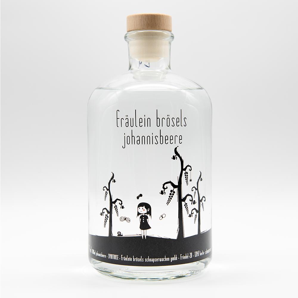 Fräulein Brösels Schwarze Johannisbeere