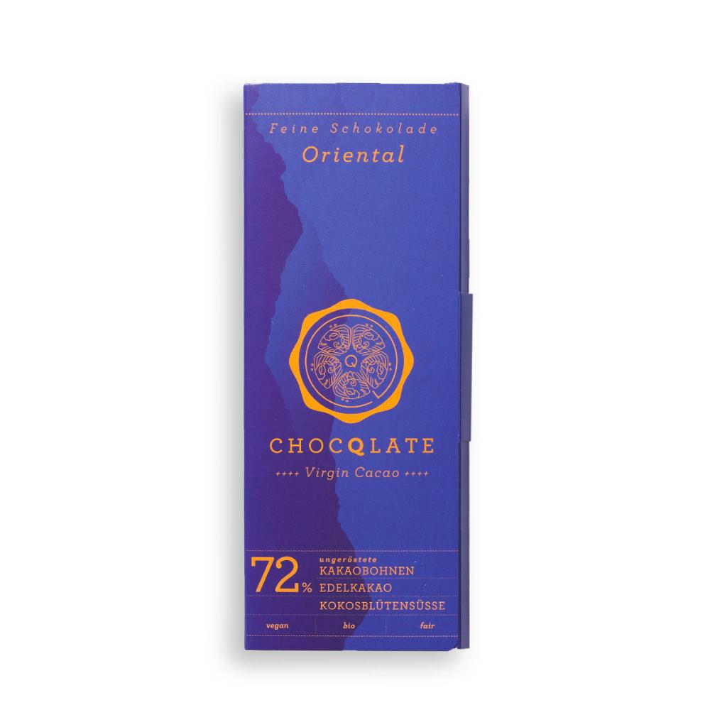 Virgin Cacao Winterschokolade BIO