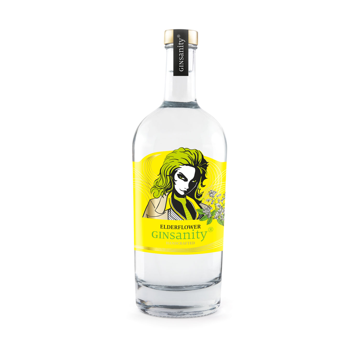 GINSANITY Elderflower