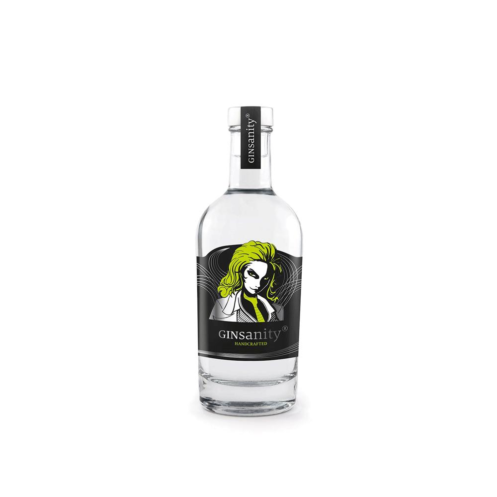 GINSANITY CGN Dry Gin