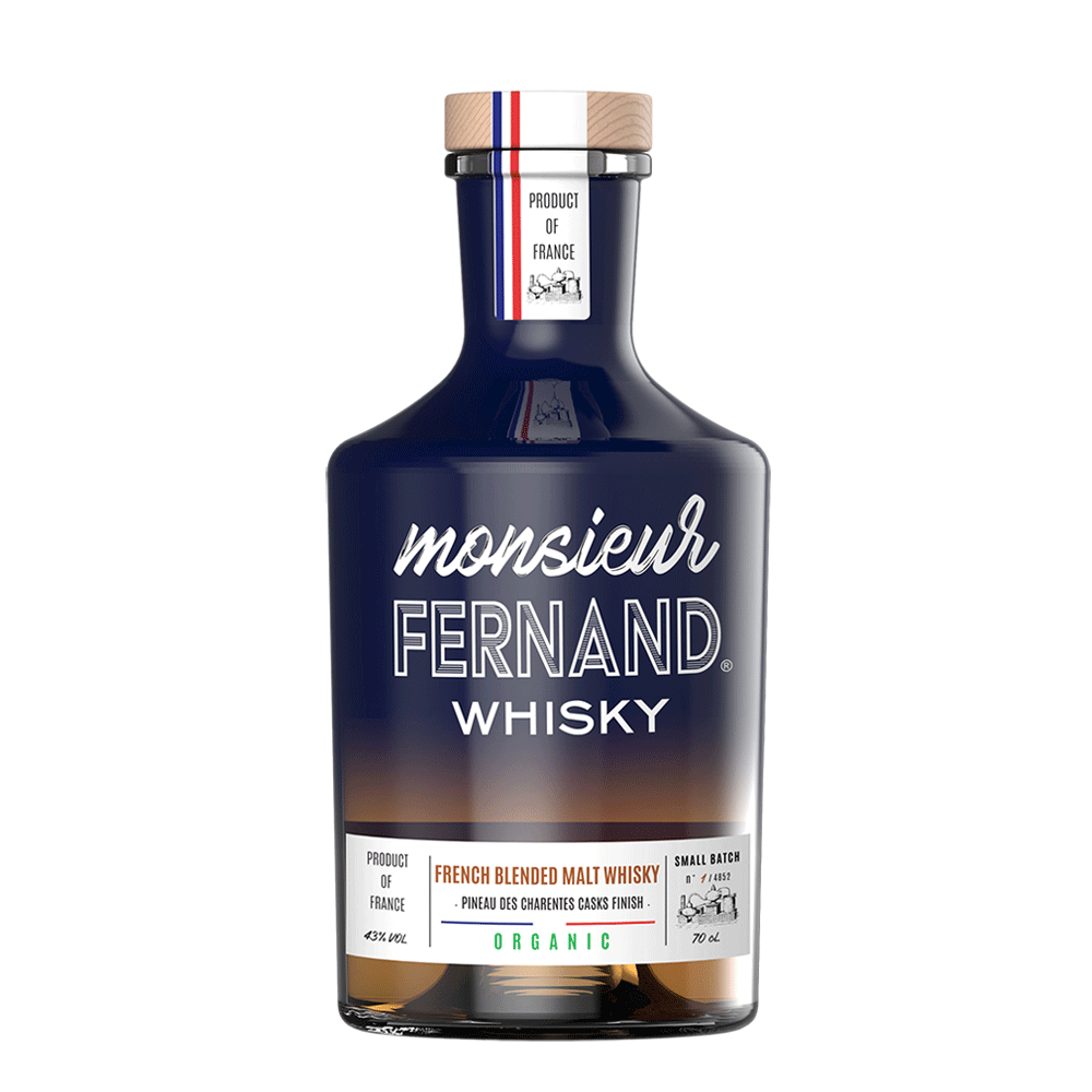 Monsieur Ferdinand Whisky