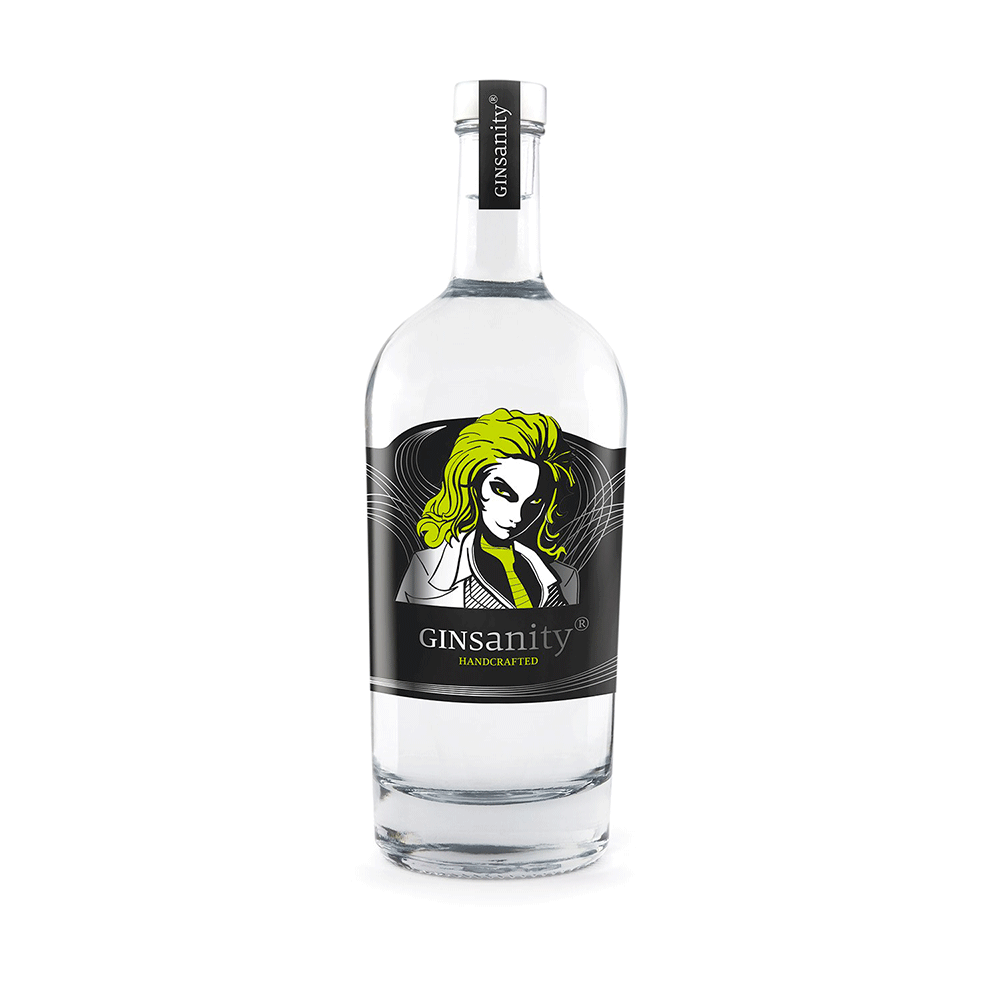 GINSANITY CGN Dry Gin
