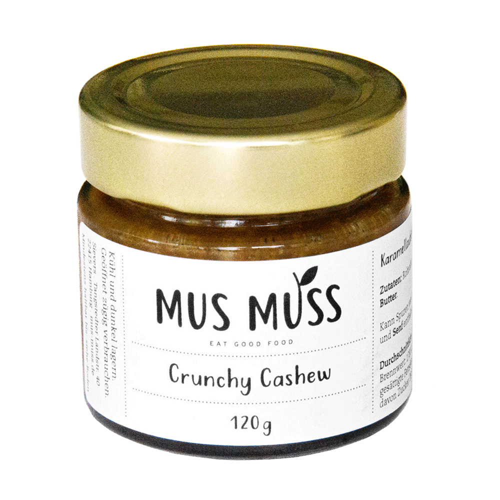 Crunchy Cashew  Vegetarisch