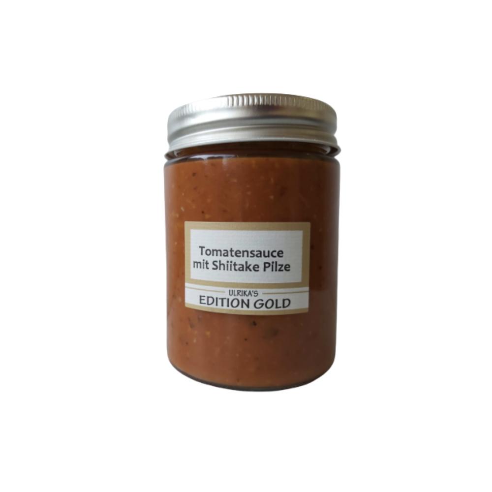Tomatensauce m. Shiitake Pilzen