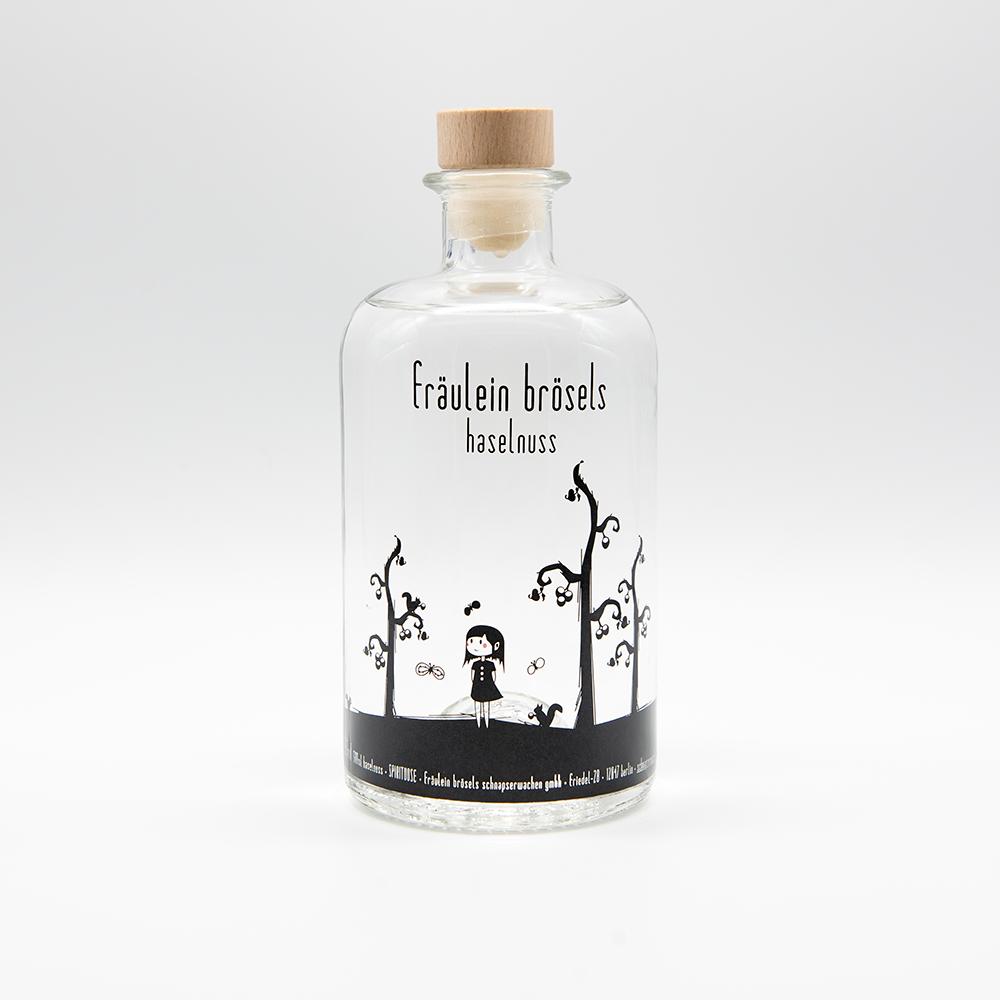 Fräulein Brösels Haselnuss
