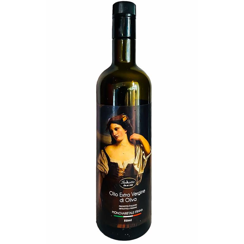 Natives Olivenöl Extra monocultivar ITRANA