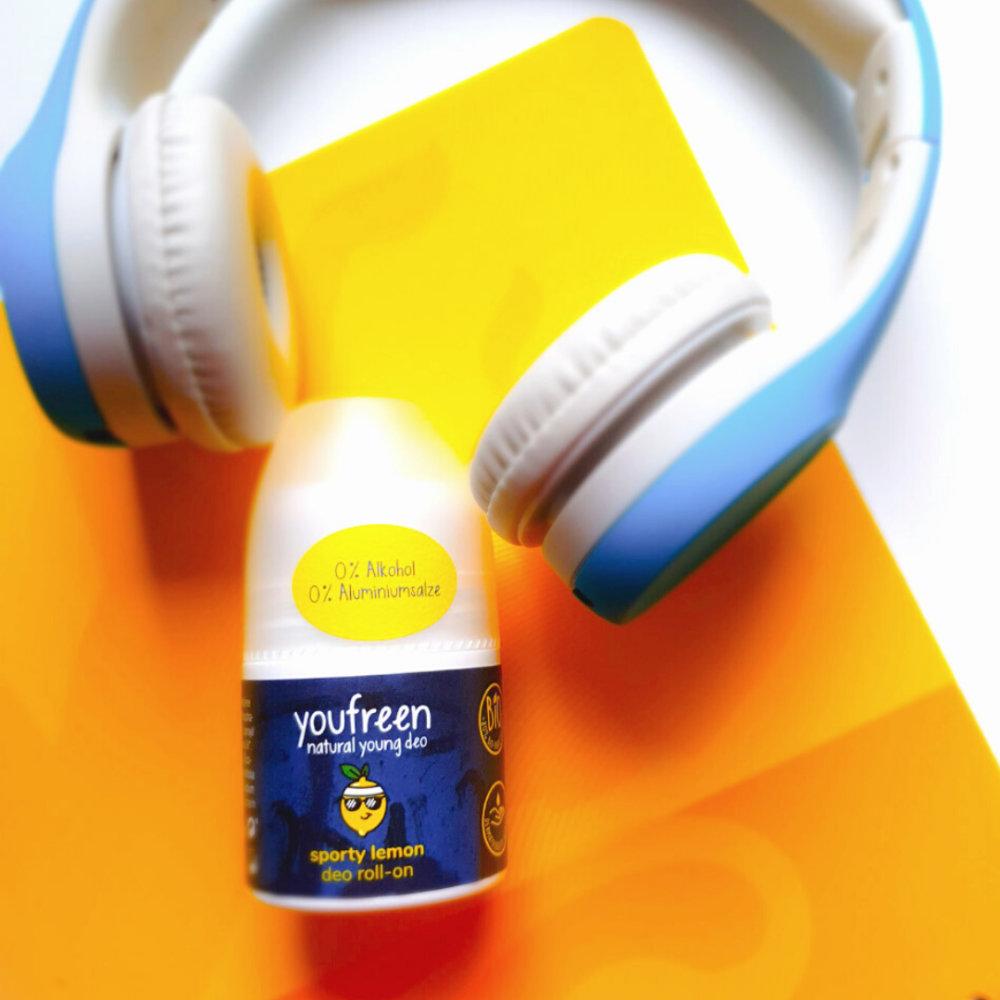 Deo-Roll-on sporty lemon