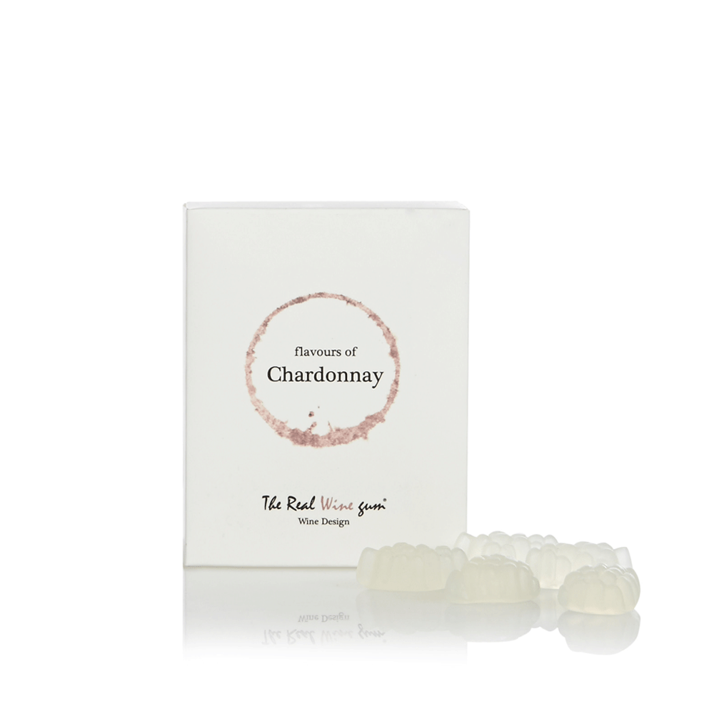 The Real WINE Gum Chardonnay