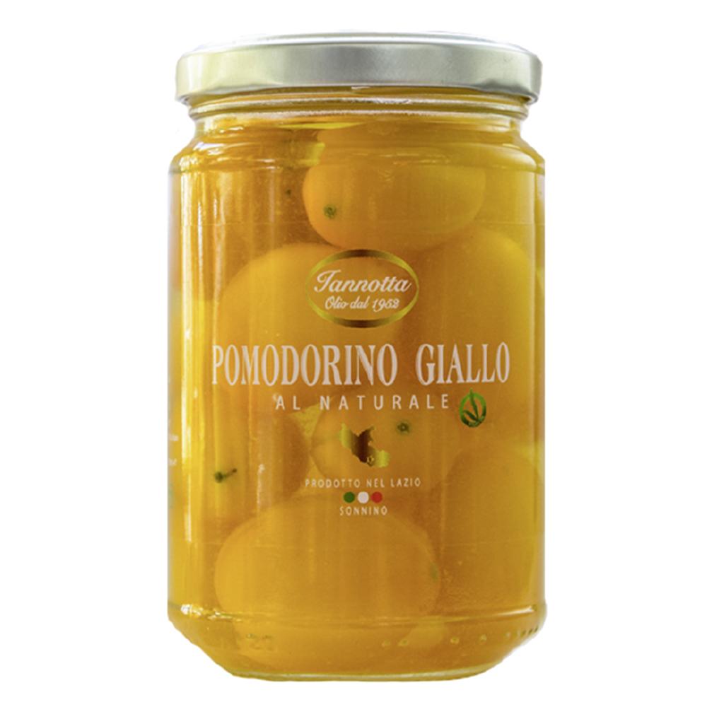 Natürliche gelbe Tomaten