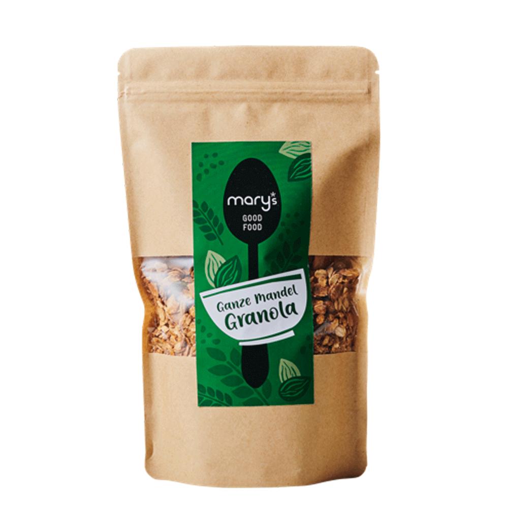 Granola Ganze Mandel