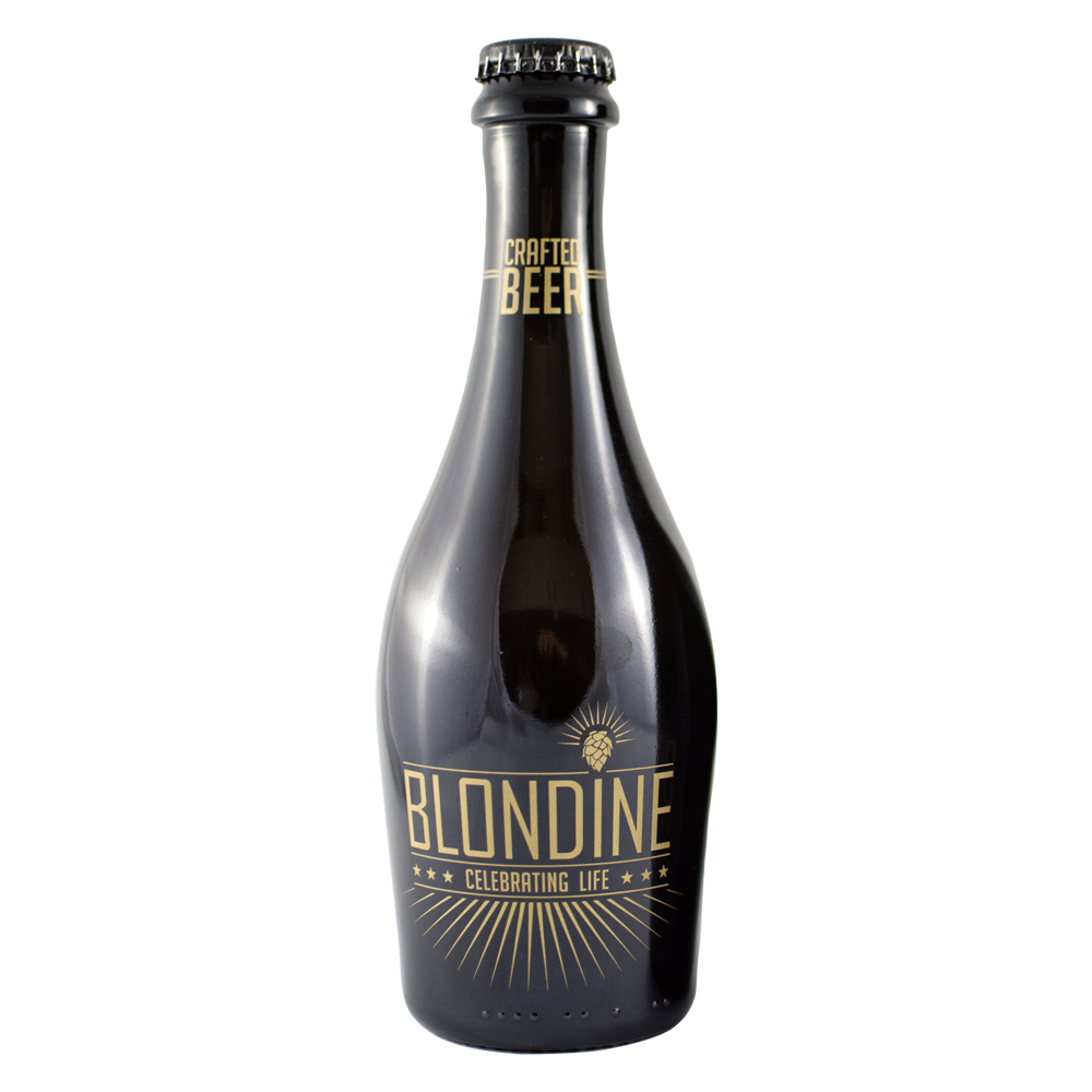 Blondine Crafted Bier im 20er Karton
