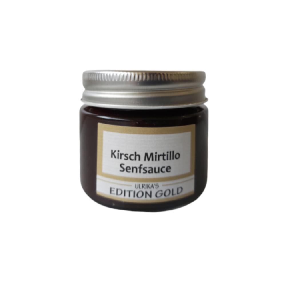 Kirsch Mirtillo Senfsauce